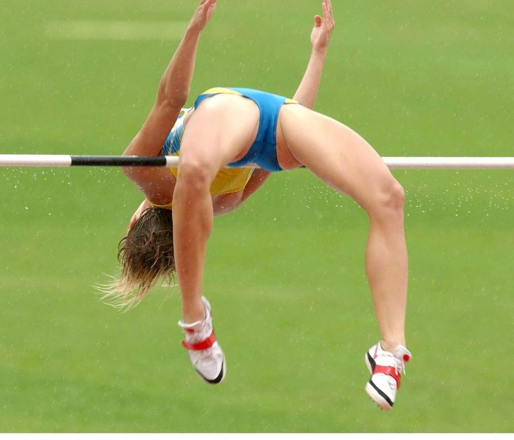 Эротические фото в спорте только девушки 23 фотография