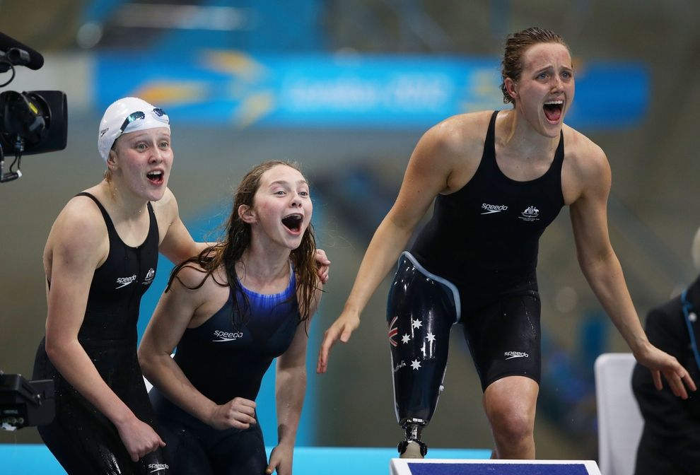 Лучшие Моменты Паралимпийских Игр в Лондоне 2012