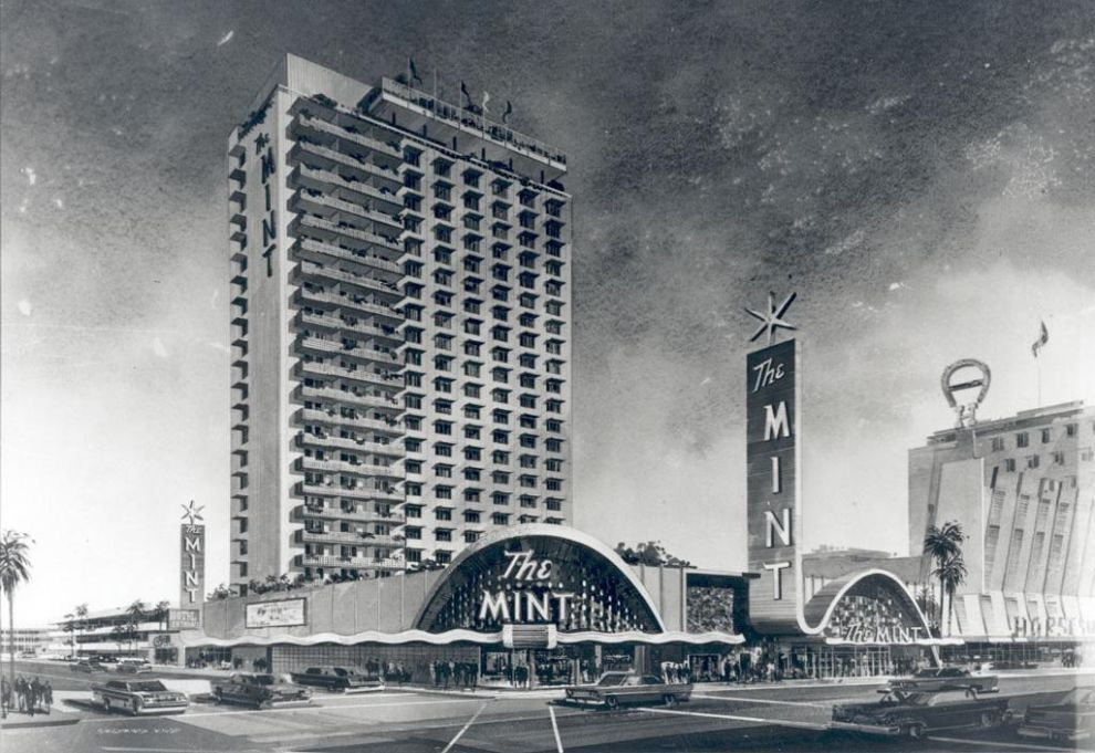 Лас Вегас в Первой половине 20-ого столетия