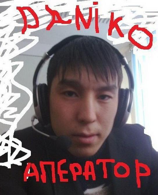 Забавные люди из Казахстана