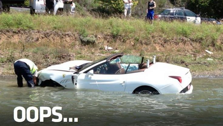 серьезные неудачи с суперкарами