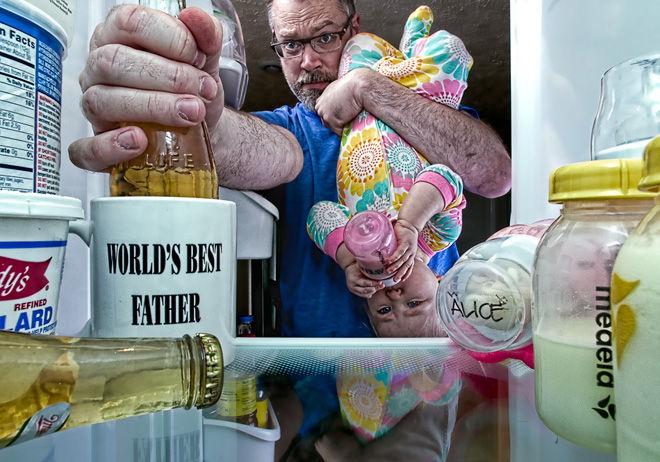 Лучший папа в Мире
