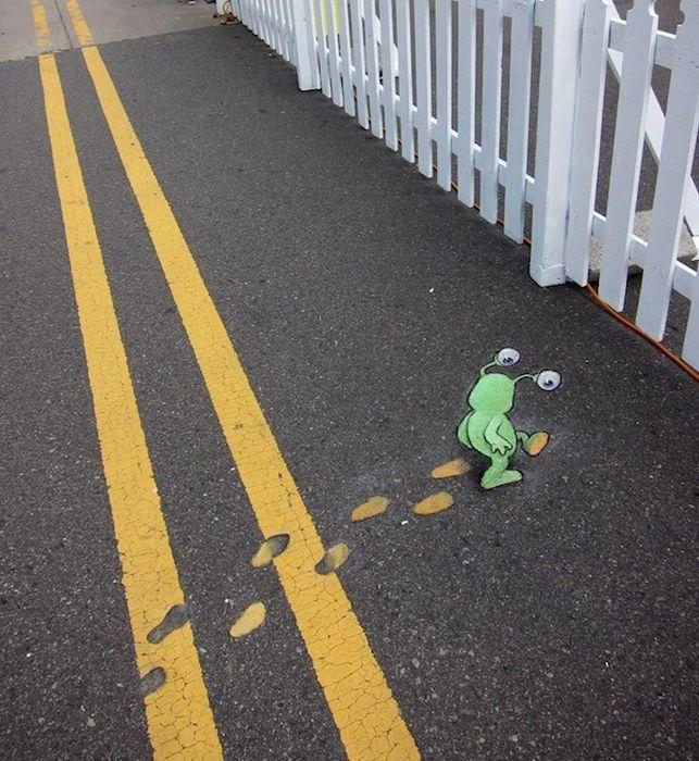 Sluggo - Street Art