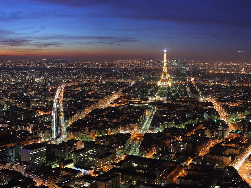 Городские пейзажи со всего мира