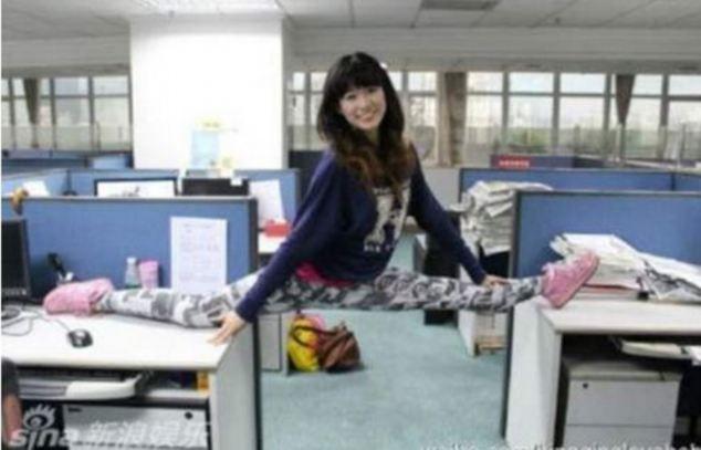 Модный интернет тренд из Китая