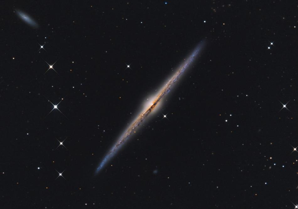 Вселенная в работах любителя астрономии из Болгарии