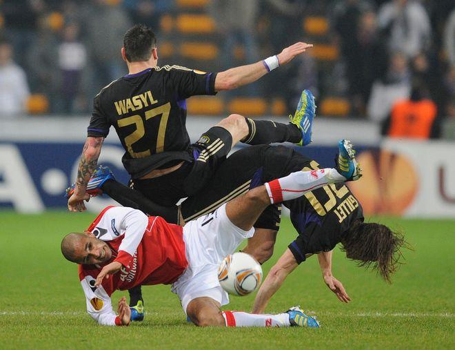 Эпические спортивные моменты