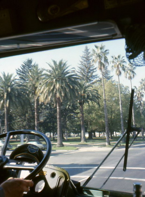 Поездка в США 1967 года