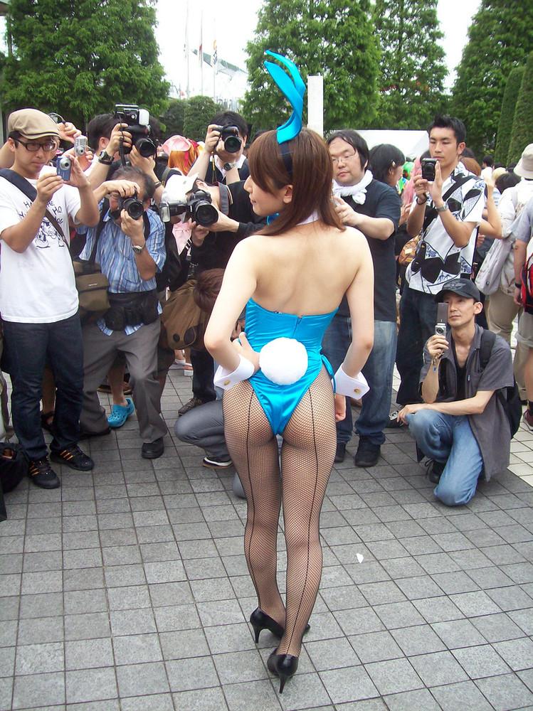 Симпатичные японские косплеерши