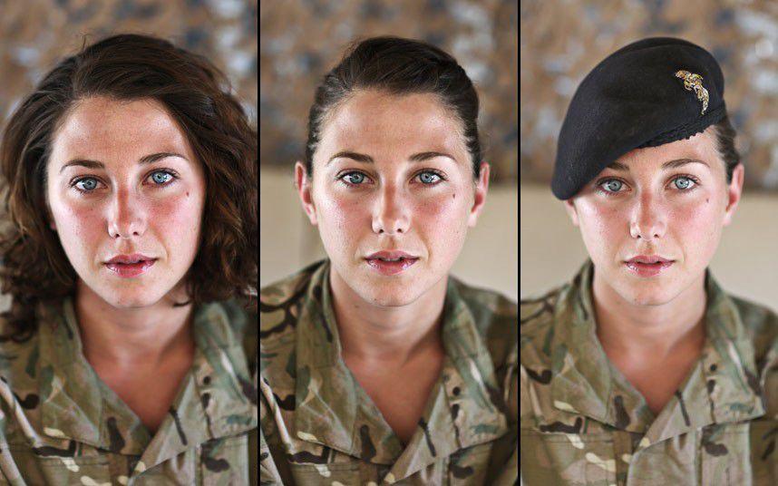 Женщины на современной войне
