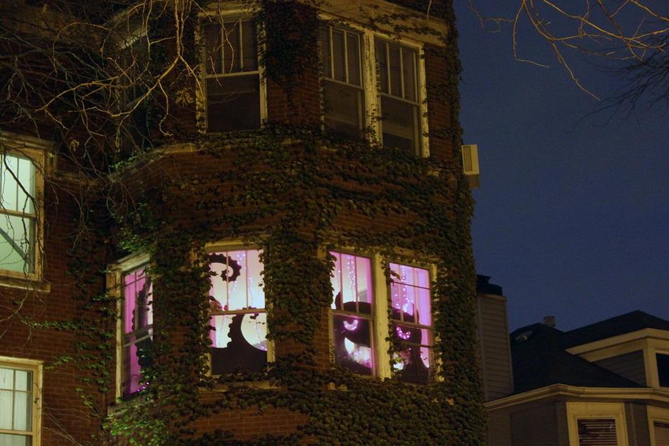 Костюмы на Хэллоуин 2012