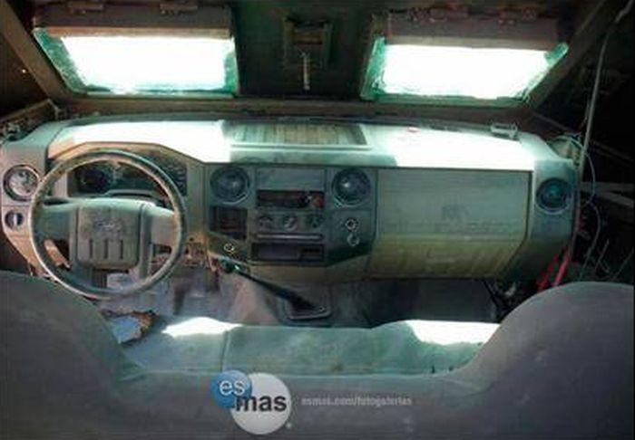 Спец-авто мексиканских нарко картелей