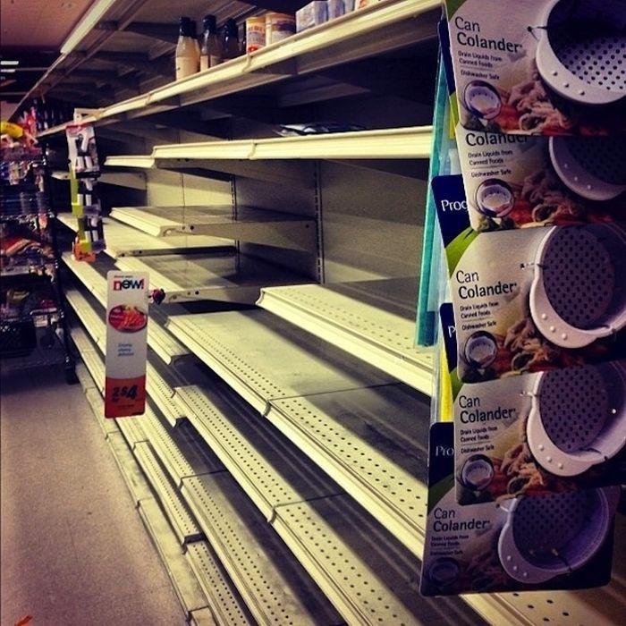 Подготовка К Урагану