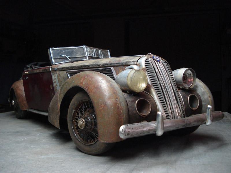 Удивительные модели ретро автомобилей