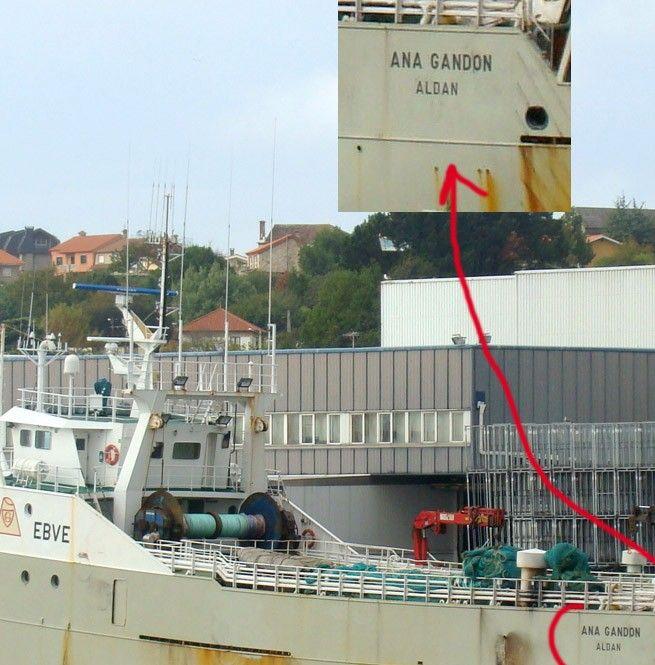 Забавные названия зарубежных морских судов