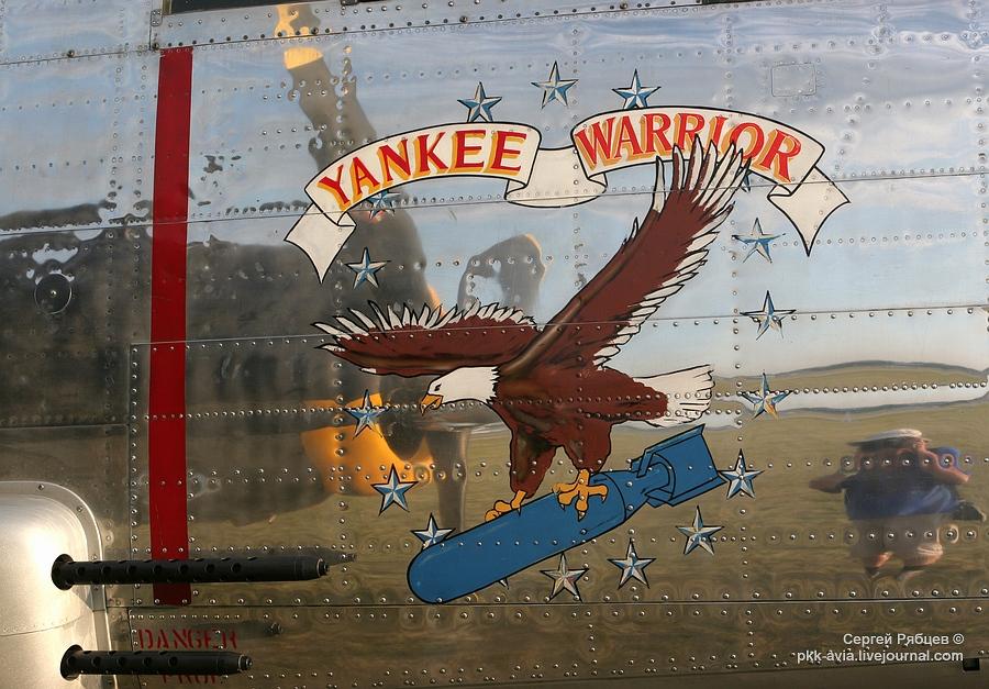 Живопись в американских ВВС