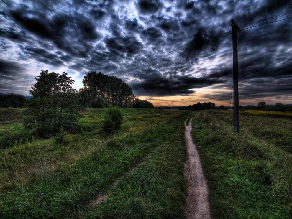 Шикарные HDR фото от Jakub Kubica