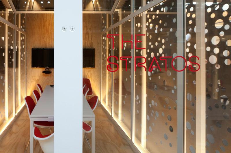 Новые офисы Red Bull в Амстердаме