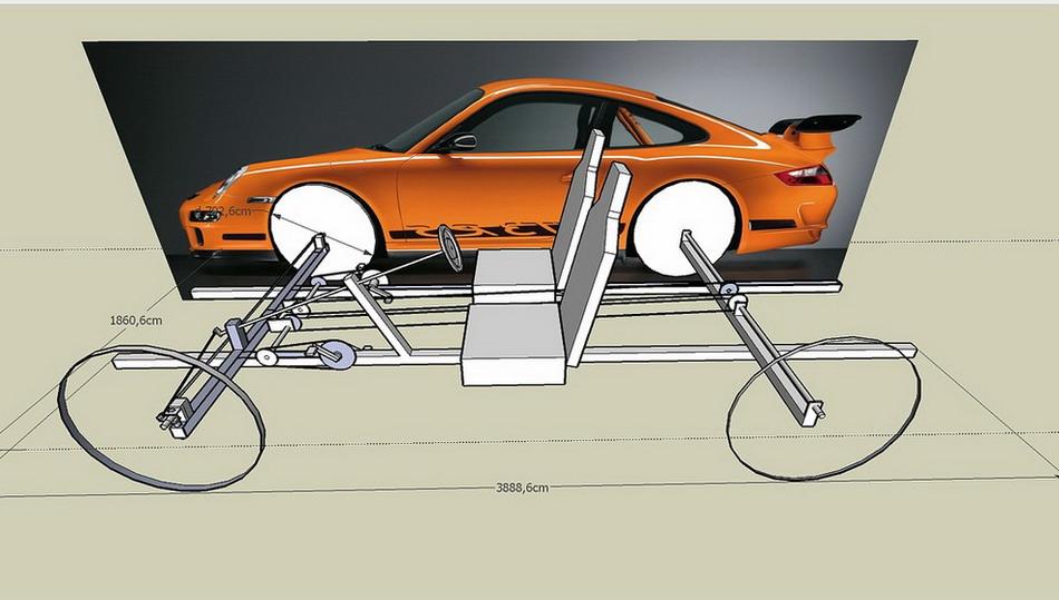 Porsche 911 GT3 RS для бедных