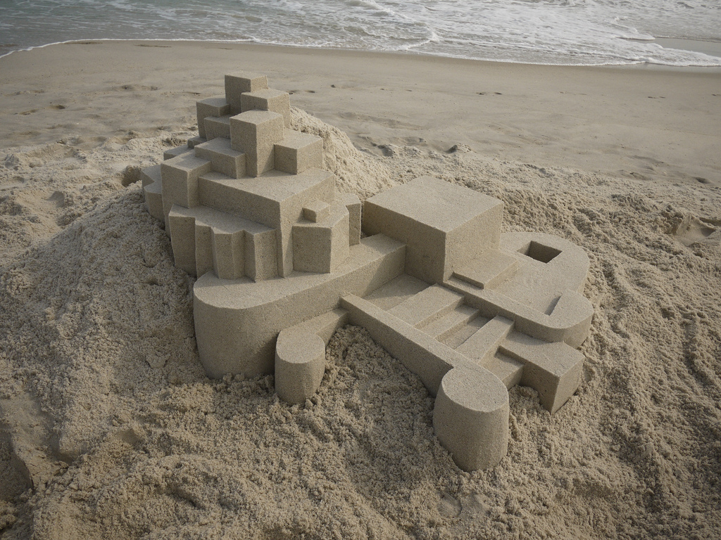 Геометрия на песке