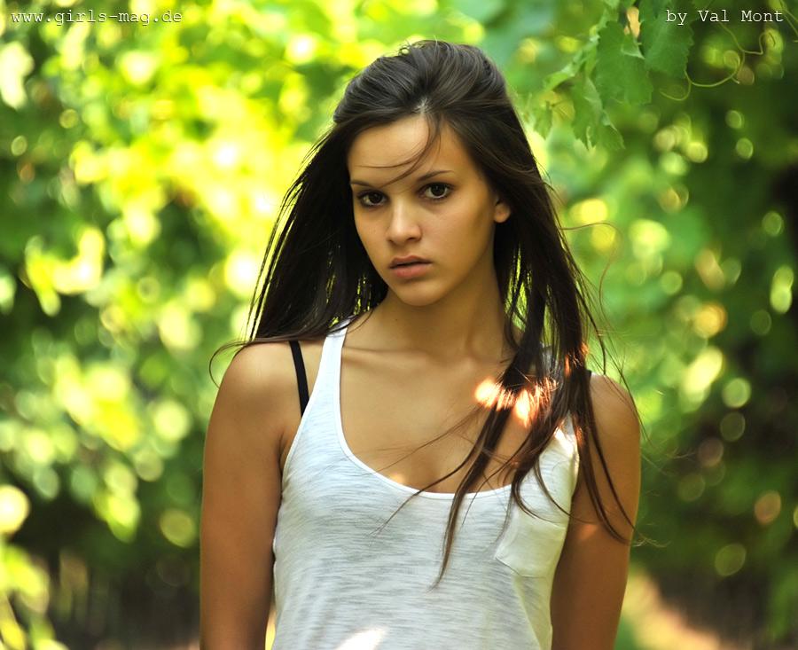 фотографии красивых девушек