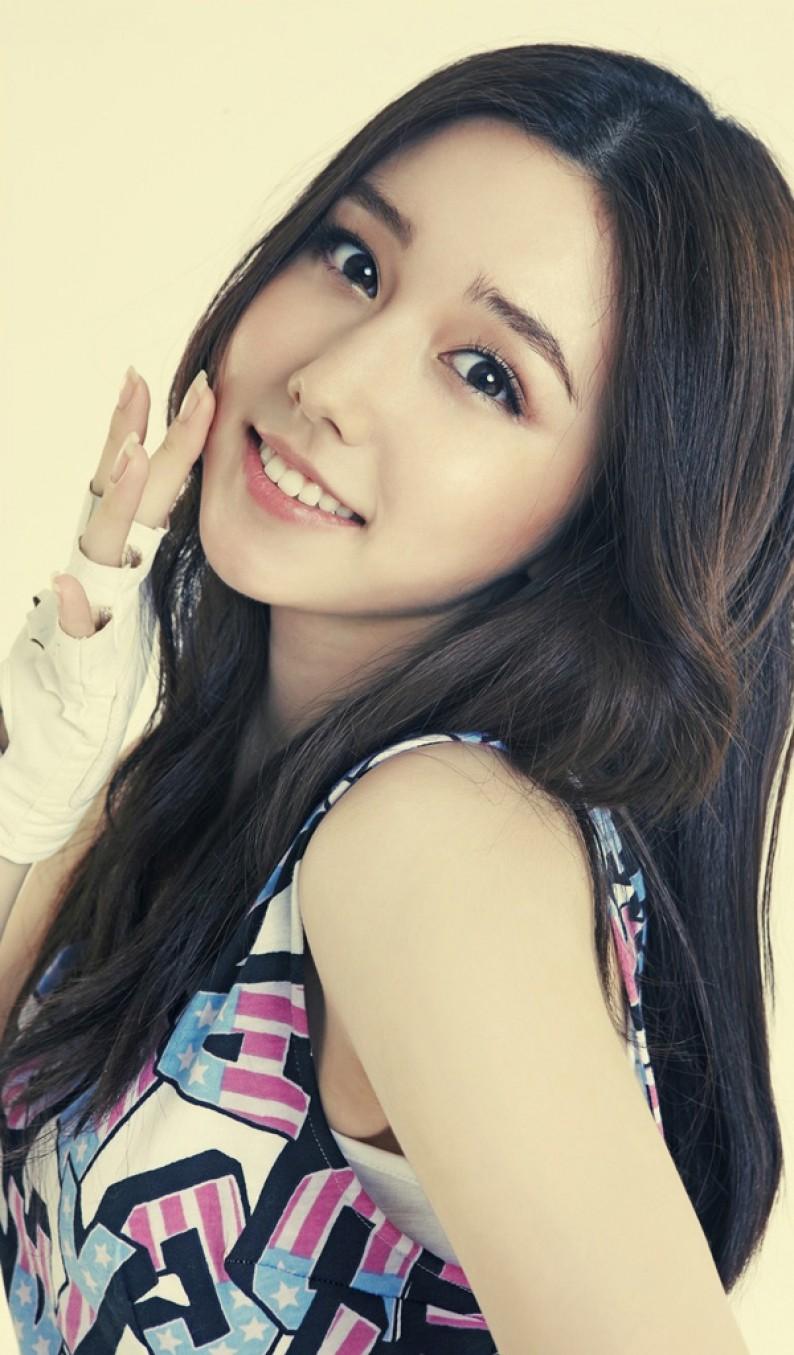 Смотреть фото красивые кореянки 4 фотография