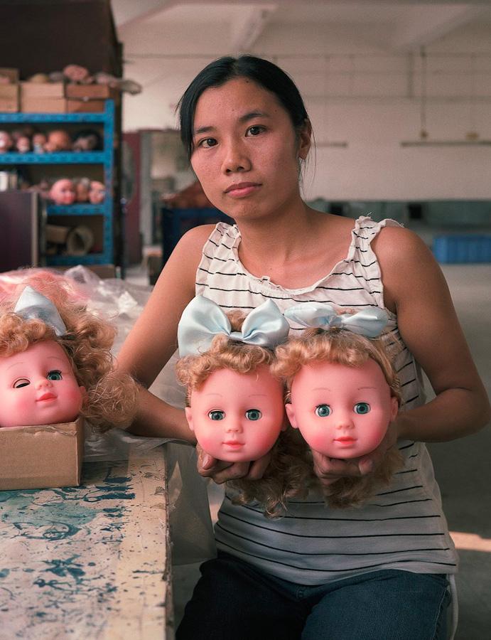 Производство игрушек в Китае