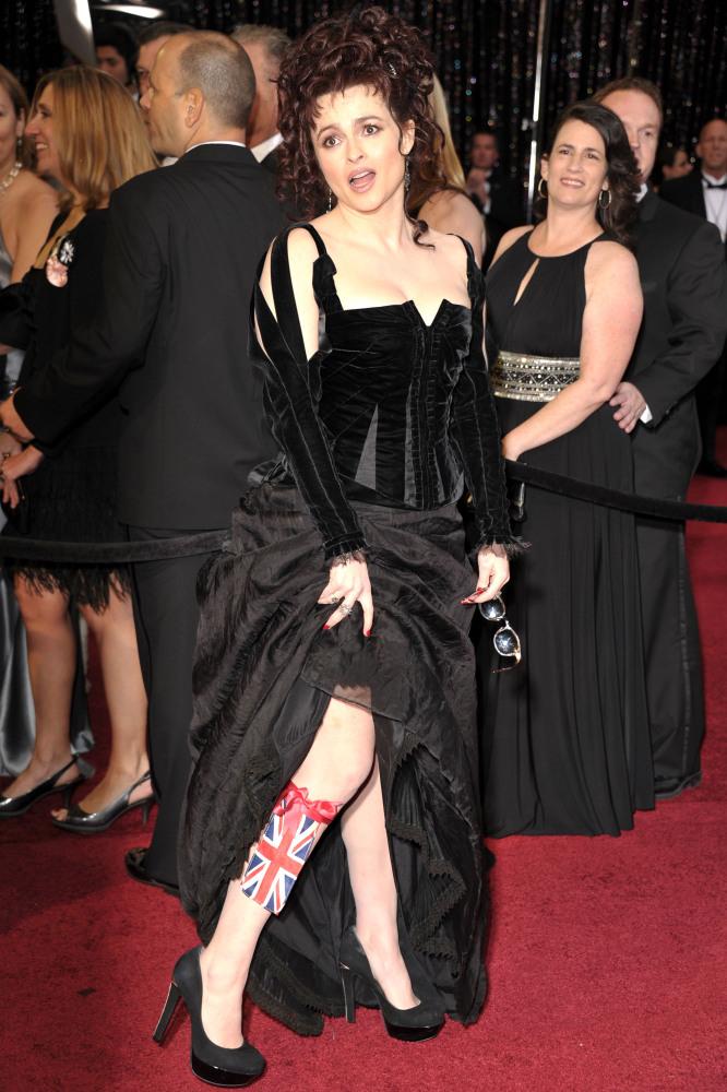 Знаменитости в самых странных платьях
