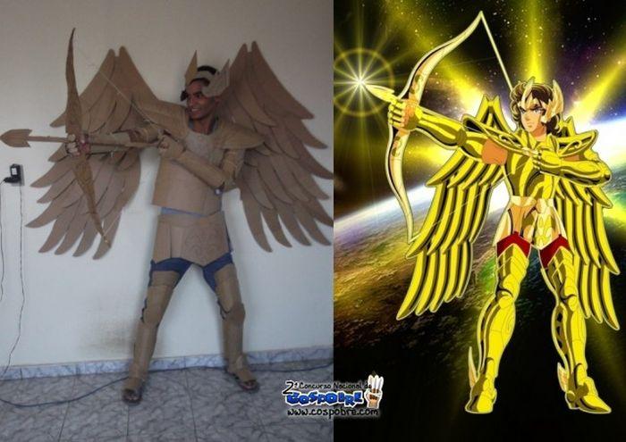 Странные и нелепые костюмы в стиле косплей