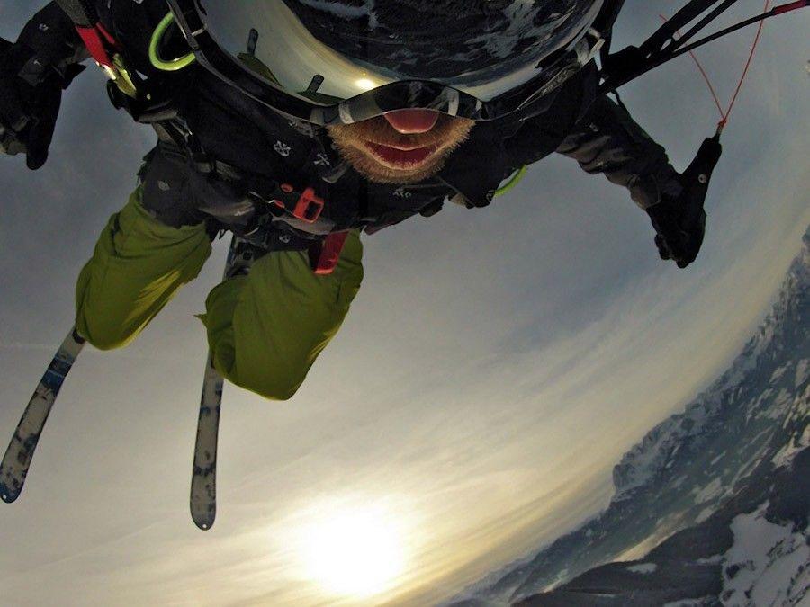 Экстремальные фото GoPro