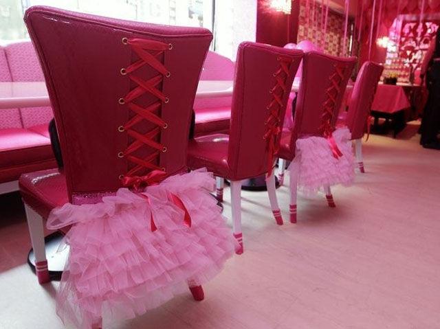 Барби-ресторан