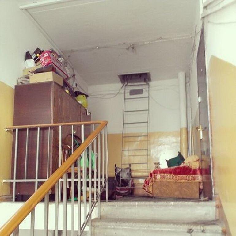 Как сделать подъезд в доме