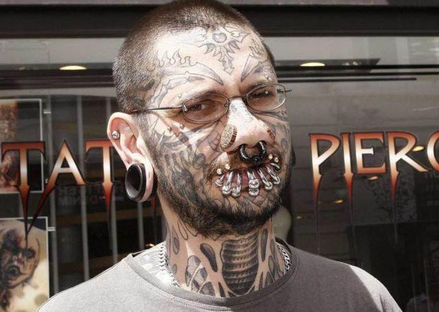 татуировок