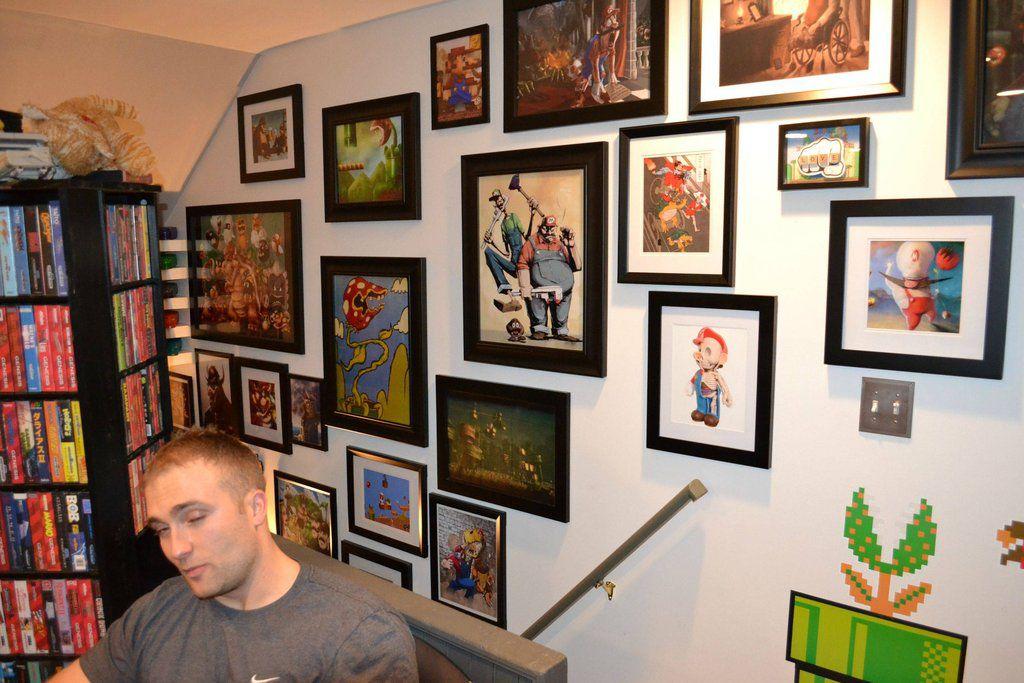 Комната мечты для геймера