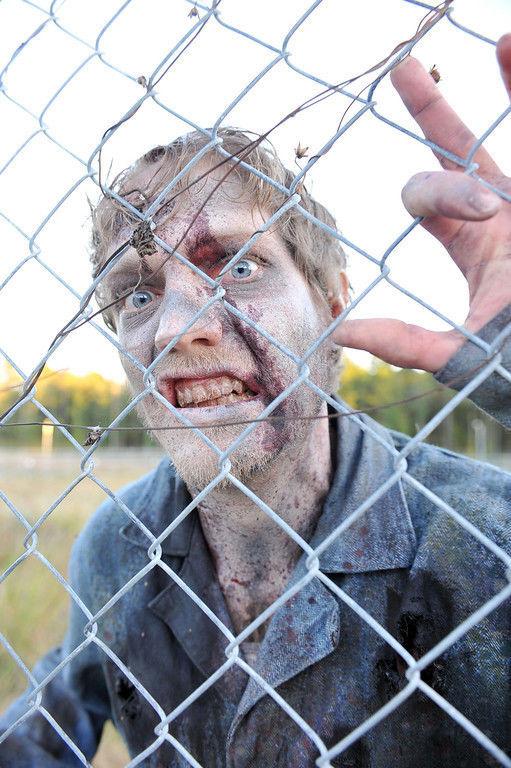 Тюрьма для Зомби