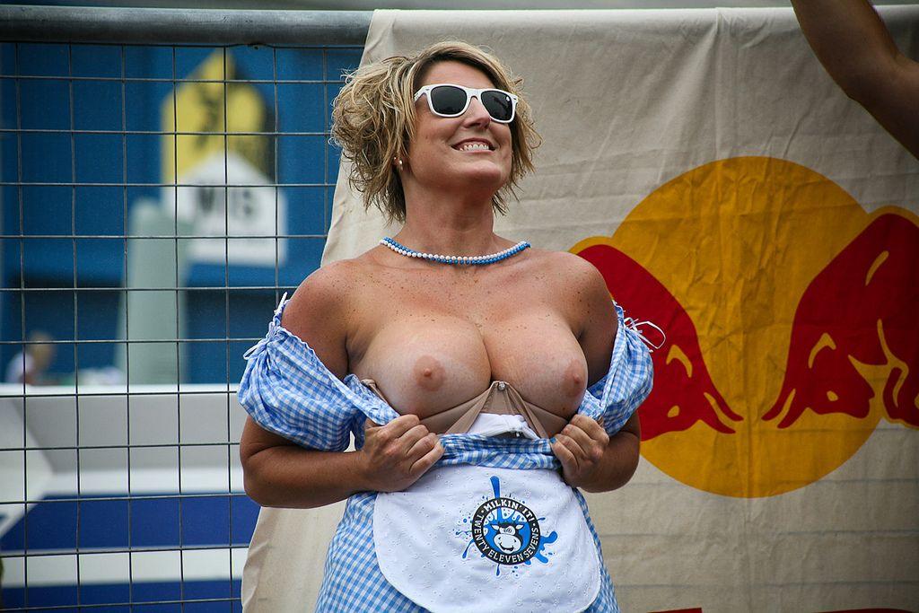 Откровенный карнавал в Новой Зеландии