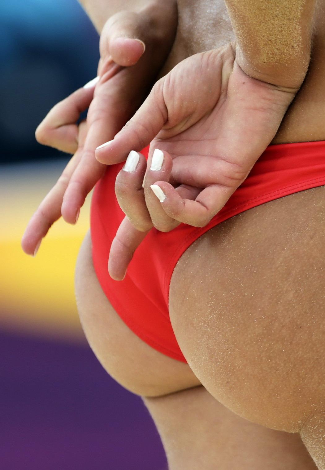 Сигналы руками в волейболе