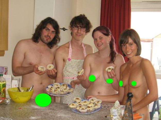 голые веганы