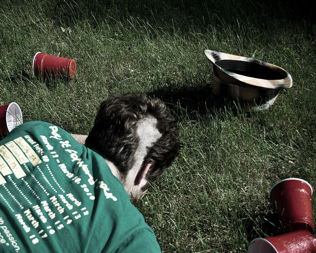 Пьяные люди и приколы