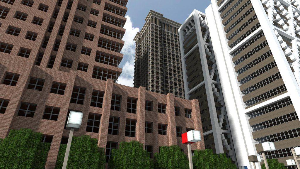 ������������ Minecraft City
