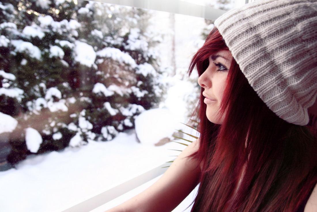 Самые красивые фото рыжих девушек в россии 20 фотография