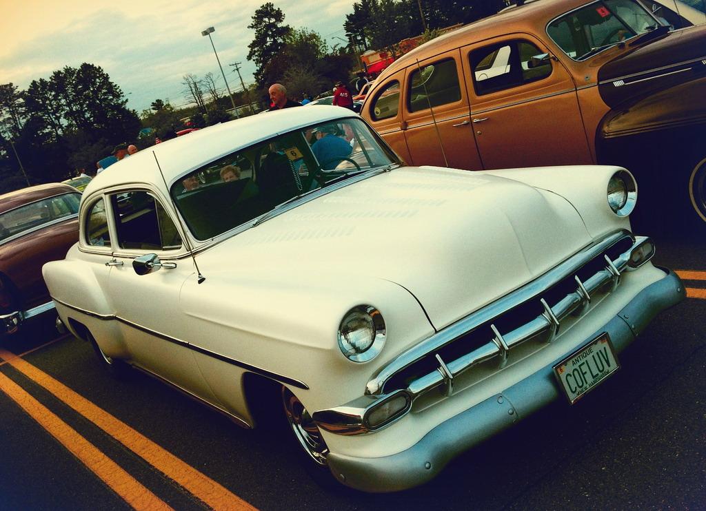 Любителям американских автомобилей
