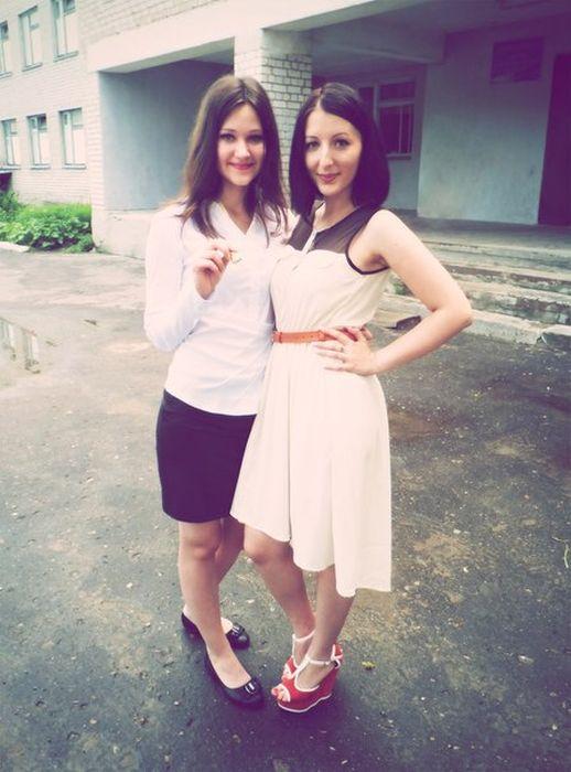 Выпускницы