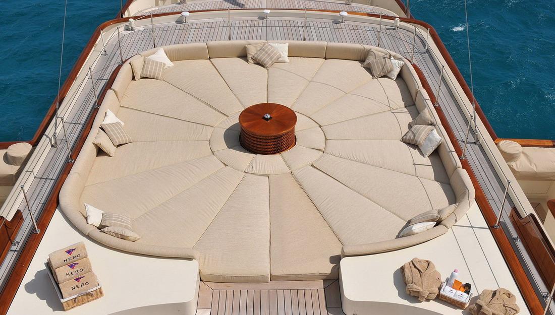 Яхта достойная Короля