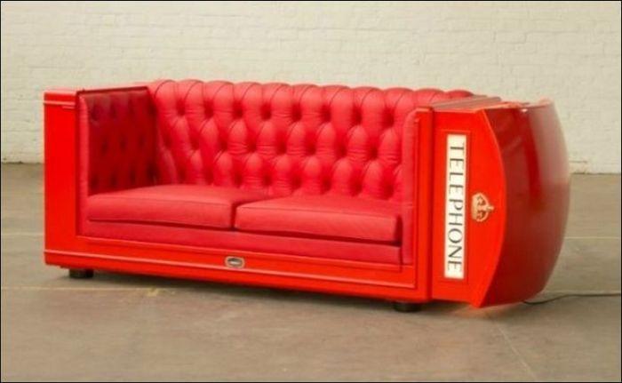 идей для создания креативной мебели