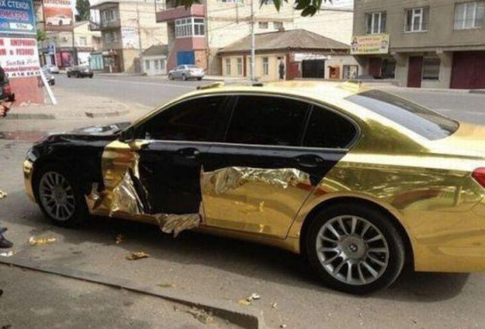 С твоей машиной что-то не так