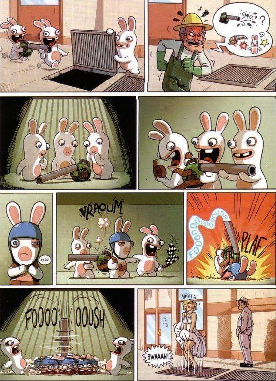 Бешеные кролики