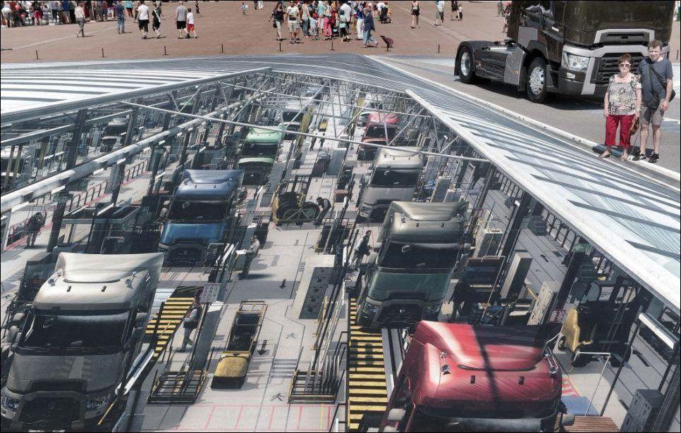 Самый большой 3D стрит-арт
