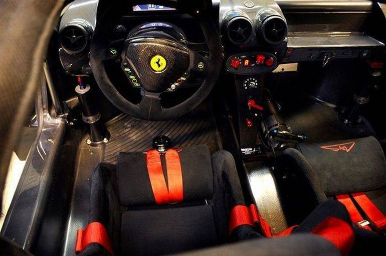 Ferrari Enzo и FXX Шумахера