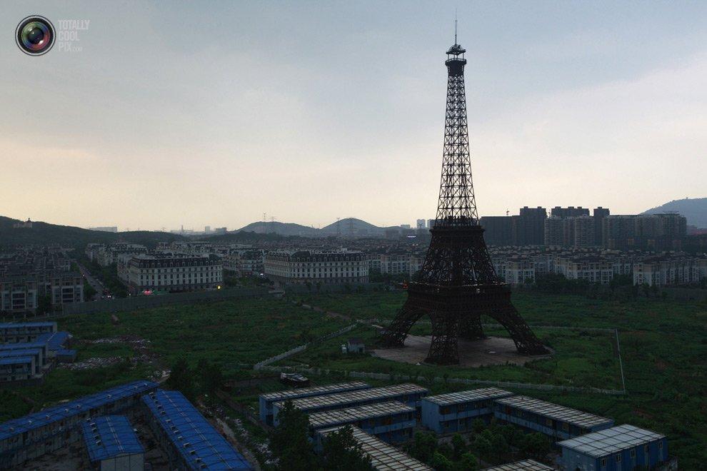 Китайский Париж